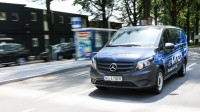 Mercedes-Benz eVito 41 kWh Launch Edition