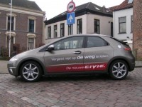 Honda Civic 1.8 i-VTEC Executive